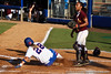 Florida senior catcher Tiffany DeFelice slides into home during the Gators' 8-0 win against the Bethune-Cookman Wildcats on Friday, May 20, 2011 at Katie Seashole Pressly Stadium in Gainesville, Fla. / photo by Rob Foldy