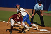 Florida junior Lauren Heil pinch runs during the Gators' 8-0 win against the Bethune-Cookman Wildcats on Friday, May 20, 2011 at Katie Seashole Pressly Stadium in Gainesville, Fla. / photo by Rob Foldy