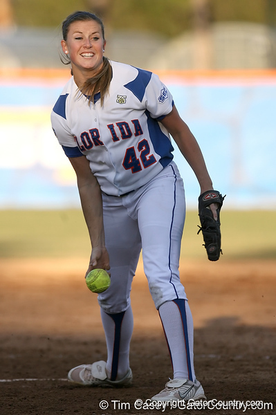 Photo Gallery: Gator Softball Home Opener, 2/13/08