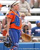 080419_PriebeKristine_0981_TCasey<br /> <br /> photo by Tim Casey<br /> <br /> during the no. 3-ranked Florida Gators' sweep of a doubleheader against the Kentucky Wildcats on Saturday, April 19, 2008 at Katie Seashole Pressly Softball Stadium in Gainesville, Fla. UF improved to 50-2 on the season.