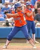 080419_PaculbaAja_1074_TCasey<br /> <br /> photo by Tim Casey<br /> <br /> during the no. 3-ranked Florida Gators' sweep of a doubleheader against the Kentucky Wildcats on Saturday, April 19, 2008 at Katie Seashole Pressly Softball Stadium in Gainesville, Fla. UF improved to 50-2 on the season.