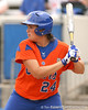 080419_GardinerAli_0176_TCasey<br /> <br /> photo by Tim Casey<br /> <br /> during the no. 3-ranked Florida Gators' sweep of a doubleheader against the Kentucky Wildcats on Saturday, April 19, 2008 at Katie Seashole Pressly Softball Stadium in Gainesville, Fla. UF improved to 50-2 on the season.