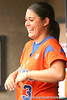 080419_PaculbaAja_0537_TCasey<br /> <br /> photo by Tim Casey<br /> <br /> during the no. 3-ranked Florida Gators' sweep of a doubleheader against the Kentucky Wildcats on Saturday, April 19, 2008 at Katie Seashole Pressly Softball Stadium in Gainesville, Fla. UF improved to 50-2 on the season.