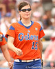 080419_JohnsonBrooke_0611_TCasey<br /> <br /> photo by Tim Casey<br /> <br /> during the no. 3-ranked Florida Gators' sweep of a doubleheader against the Kentucky Wildcats on Saturday, April 19, 2008 at Katie Seashole Pressly Softball Stadium in Gainesville, Fla. UF improved to 50-2 on the season.