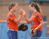 080419_NelsonStaceyBrooksCorrie_1063_TCasey<br /> <br /> photo by Tim Casey<br /> <br /> during the no. 3-ranked Florida Gators' sweep of a doubleheader against the Kentucky Wildcats on Saturday, April 19, 2008 at Katie Seashole Pressly Softball Stadium in Gainesville, Fla. UF improved to 50-2 on the season.