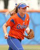 080419_BushMegan_0199_TCasey<br /> <br /> photo by Tim Casey<br /> <br /> during the no. 3-ranked Florida Gators' sweep of a doubleheader against the Kentucky Wildcats on Saturday, April 19, 2008 at Katie Seashole Pressly Softball Stadium in Gainesville, Fla. UF improved to 50-2 on the season.