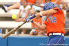 080419_BushMegan_0780_TCasey<br /> <br /> photo by Tim Casey<br /> <br /> during the no. 3-ranked Florida Gators' sweep of a doubleheader against the Kentucky Wildcats on Saturday, April 19, 2008 at Katie Seashole Pressly Softball Stadium in Gainesville, Fla. UF improved to 50-2 on the season.