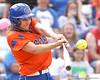 080419_BrooksCorrie_0967_TCasey<br /> <br /> photo by Tim Casey<br /> <br /> during the no. 3-ranked Florida Gators' sweep of a doubleheader against the Kentucky Wildcats on Saturday, April 19, 2008 at Katie Seashole Pressly Softball Stadium in Gainesville, Fla. UF improved to 50-2 on the season.