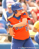080419_EneaFrancesca_1103_TCasey<br /> <br /> photo by Tim Casey<br /> <br /> during the no. 3-ranked Florida Gators' sweep of a doubleheader against the Kentucky Wildcats on Saturday, April 19, 2008 at Katie Seashole Pressly Softball Stadium in Gainesville, Fla. UF improved to 50-2 on the season.