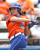 080419_EneaFrancesca_0453_TCasey<br /> <br /> photo by Tim Casey<br /> <br /> during the no. 3-ranked Florida Gators' sweep of a doubleheader against the Kentucky Wildcats on Saturday, April 19, 2008 at Katie Seashole Pressly Softball Stadium in Gainesville, Fla. UF improved to 50-2 on the season.
