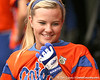 080419_BushMegan_0576_TCasey<br /> <br /> photo by Tim Casey<br /> <br /> during the no. 3-ranked Florida Gators' sweep of a doubleheader against the Kentucky Wildcats on Saturday, April 19, 2008 at Katie Seashole Pressly Softball Stadium in Gainesville, Fla. UF improved to 50-2 on the season.