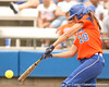 080419_EneaFrancesca_0742_TCasey<br /> <br /> photo by Tim Casey<br /> <br /> during the no. 3-ranked Florida Gators' sweep of a doubleheader against the Kentucky Wildcats on Saturday, April 19, 2008 at Katie Seashole Pressly Softball Stadium in Gainesville, Fla. UF improved to 50-2 on the season.