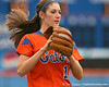 080419_EneaFrancesca_0664_TCasey<br /> <br /> photo by Tim Casey<br /> <br /> during the no. 3-ranked Florida Gators' sweep of a doubleheader against the Kentucky Wildcats on Saturday, April 19, 2008 at Katie Seashole Pressly Softball Stadium in Gainesville, Fla. UF improved to 50-2 on the season.