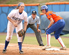 080419_EneaFrancesca_0105_TCasey<br /> <br /> photo by Tim Casey<br /> <br /> during the no. 3-ranked Florida Gators' sweep of a doubleheader against the Kentucky Wildcats on Saturday, April 19, 2008 at Katie Seashole Pressly Softball Stadium in Gainesville, Fla. UF improved to 50-2 on the season.