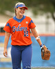 080419_BushMegan_0675_TCasey<br /> <br /> photo by Tim Casey<br /> <br /> during the no. 3-ranked Florida Gators' sweep of a doubleheader against the Kentucky Wildcats on Saturday, April 19, 2008 at Katie Seashole Pressly Softball Stadium in Gainesville, Fla. UF improved to 50-2 on the season.