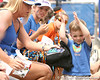 080419_AdamsRibCo_0141_TCasey<br /> <br /> photo by Tim Casey<br /> <br /> during the no. 3-ranked Florida Gators' sweep of a doubleheader against the Kentucky Wildcats on Saturday, April 19, 2008 at Katie Seashole Pressly Softball Stadium in Gainesville, Fla. UF improved to 50-2 on the season.