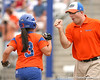 080419_PaculbaAjaWaltonTim_0717_TCasey<br /> <br /> photo by Tim Casey<br /> <br /> during the no. 3-ranked Florida Gators' sweep of a doubleheader against the Kentucky Wildcats on Saturday, April 19, 2008 at Katie Seashole Pressly Softball Stadium in Gainesville, Fla. UF improved to 50-2 on the season.