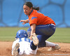 080419_PaculbaAja_1019_TCasey<br /> <br /> photo by Tim Casey<br /> <br /> during the no. 3-ranked Florida Gators' sweep of a doubleheader against the Kentucky Wildcats on Saturday, April 19, 2008 at Katie Seashole Pressly Softball Stadium in Gainesville, Fla. UF improved to 50-2 on the season.