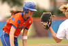 080419_RatliffMary_0512_TCasey<br /> <br /> photo by Tim Casey<br /> <br /> during the no. 3-ranked Florida Gators' sweep of a doubleheader against the Kentucky Wildcats on Saturday, April 19, 2008 at Katie Seashole Pressly Softball Stadium in Gainesville, Fla. UF improved to 50-2 on the season.