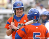 080419_BrooksCorrie_0346_TCasey<br /> <br /> photo by Tim Casey<br /> <br /> during the no. 3-ranked Florida Gators' sweep of a doubleheader against the Kentucky Wildcats on Saturday, April 19, 2008 at Katie Seashole Pressly Softball Stadium in Gainesville, Fla. UF improved to 50-2 on the season.