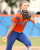 080419_NelsonStacey_0193_TCasey<br /> <br /> photo by Tim Casey<br /> <br /> during the no. 3-ranked Florida Gators' sweep of a doubleheader against the Kentucky Wildcats on Saturday, April 19, 2008 at Katie Seashole Pressly Softball Stadium in Gainesville, Fla. UF improved to 50-2 on the season.