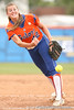 080419_NelsonStacey_0130_TCasey<br /> <br /> photo by Tim Casey<br /> <br /> during the no. 3-ranked Florida Gators' sweep of a doubleheader against the Kentucky Wildcats on Saturday, April 19, 2008 at Katie Seashole Pressly Softball Stadium in Gainesville, Fla. UF improved to 50-2 on the season.