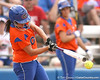 080419_PaculbaAja_1077_TCasey<br /> <br /> photo by Tim Casey<br /> <br /> during the no. 3-ranked Florida Gators' sweep of a doubleheader against the Kentucky Wildcats on Saturday, April 19, 2008 at Katie Seashole Pressly Softball Stadium in Gainesville, Fla. UF improved to 50-2 on the season.