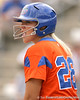 080419_DeFeliceTiffany_0103_TCasey<br /> <br /> photo by Tim Casey<br /> <br /> during the no. 3-ranked Florida Gators' sweep of a doubleheader against the Kentucky Wildcats on Saturday, April 19, 2008 at Katie Seashole Pressly Softball Stadium in Gainesville, Fla. UF improved to 50-2 on the season.
