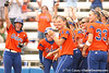 080419_HilberthKristina_0600_TCasey<br /> <br /> photo by Tim Casey<br /> <br /> during the no. 3-ranked Florida Gators' sweep of a doubleheader against the Kentucky Wildcats on Saturday, April 19, 2008 at Katie Seashole Pressly Softball Stadium in Gainesville, Fla. UF improved to 50-2 on the season.