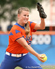 080419_NelsonStacey_0196_TCasey<br /> <br /> photo by Tim Casey<br /> <br /> during the no. 3-ranked Florida Gators' sweep of a doubleheader against the Kentucky Wildcats on Saturday, April 19, 2008 at Katie Seashole Pressly Softball Stadium in Gainesville, Fla. UF improved to 50-2 on the season.