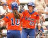 080419_RatliffMary_0878_TCasey<br /> <br /> photo by Tim Casey<br /> <br /> during the no. 3-ranked Florida Gators' sweep of a doubleheader against the Kentucky Wildcats on Saturday, April 19, 2008 at Katie Seashole Pressly Softball Stadium in Gainesville, Fla. UF improved to 50-2 on the season.