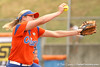 080419_BrombacherStephanie_0473_TCasey<br /> <br /> photo by Tim Casey<br /> <br /> during the no. 3-ranked Florida Gators' sweep of a doubleheader against the Kentucky Wildcats on Saturday, April 19, 2008 at Katie Seashole Pressly Softball Stadium in Gainesville, Fla. UF improved to 50-2 on the season.