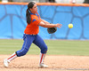 080419_PaculbaAja_0205_TCasey<br /> <br /> photo by Tim Casey<br /> <br /> during the no. 3-ranked Florida Gators' sweep of a doubleheader against the Kentucky Wildcats on Saturday, April 19, 2008 at Katie Seashole Pressly Softball Stadium in Gainesville, Fla. UF improved to 50-2 on the season.