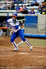 (Casey Brooke Lawson / Gator Country) Kim Waleszonia gets a strike during University of Florida's game against Georgia Tech. The Gators defeated the Yellow jackets in six innings, 11 to 1, on Sunday, February 15, 2009 during the Lipton Softball Invitational championship at Katie Seashole Pressly Stadium.