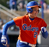 during the Gators' 7-2 win against Illinois on Sunday, March 1, 2009 at Katie Seashole Pressly Softball Stadium in Gainesville, Fla.