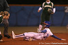 photo by Tim Casey<br /> <br /> Florida freshman Michelle Moultrie steals second base during the sixth inning of the Gators' 3-0 win against the Baylor Bears on Friday, February 6, 2009 at Katie Seashole Pressly Softball Stadium in Gainesville, Fla.