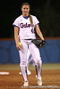 photo by Tim Casey<br /> <br /> Florida senior Stacey Nelson warms up in the third inning during the Gators' 3-0 win against the Baylor Bears on Friday, February 6, 2009 at Katie Seashole Pressly Softball Stadium in Gainesville, Fla.