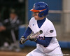 photo by Tim Casey<br /> <br /> Florida senior Kim Waleszonia looks to bunt in the first inning during the Gators' 3-0 win against the Baylor Bears on Friday, February 6, 2009 at Katie Seashole Pressly Softball Stadium in Gainesville, Fla.