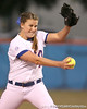 photo by Tim Casey<br /> <br /> Florida senior Stacey Nelson pitches in the second inning during the Gators' 3-0 win against the Baylor Bears on Friday, February 6, 2009 at Katie Seashole Pressly Softball Stadium in Gainesville, Fla.