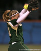 photo by Tim Casey<br /> <br /> Whitney Canion pitches in the second inning during the Gators' 3-0 win against the Baylor Bears on Friday, February 6, 2009 at Katie Seashole Pressly Softball Stadium in Gainesville, Fla.