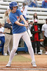 photo by Tim Casey<br /> <br /> Florida soccer alumna KeLeigh Hudson bats during the Gator softball team's Swinging for Cancer event on Sunday, February 1, 2009 at Katie Seashole Pressly Softball Stadium in Gainesville, Fla.