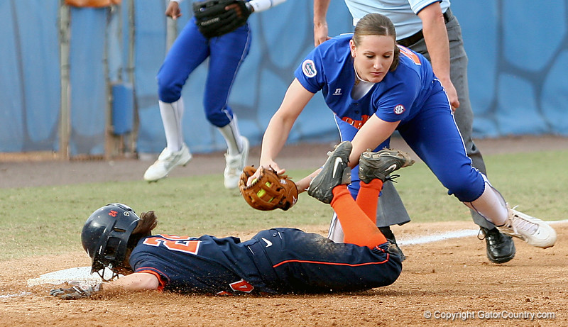(Jeff Squires / Gator Country) during the University of Florida's 9-1 win against Illinois on Saturday, February 28, 2009 in the Cox Invitational at Katie Seashole Pressly Stadium in Gainesville, Fla.