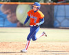 photo by Tim Casey<br /> <br /> Florida senior centerfielder Kim Waleszonia runs out a home run in the second inning during the Gators' 8-0 win against the Baylor Bears on Saturday, February 7, 2009 at Katie Seashole Pressly Softball Stadium in Gainesville, Fla.