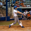 Florida Sophomore Kasey Fagan with 1 hit during the Gators' 9-1 win against the South Carolina Gamecocks on Friday, March 16, 2012 at the Katie Seashole Pressly Softball Stadium in Gainesville, Fla. / Gator Country photo by Saj Guevara