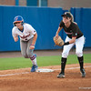 Florida freshman Jessica Damico runs to home plate during the Gators' 9-1 win against the South Carolina Gamecocks on Friday, March 16, 2012 at the Katie Seashole Pressly Softball Stadium in Gainesville, Fla. / Gator Country photo by Saj Guevara