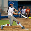 Florida junior Ensley Gammel at bat during the Gators' 9-1 win against the South Carolina Gamecocks on Friday, March 16, 2012 at the Katie Seashole Pressly Softball Stadium in Gainesville, Fla. / Gator Country photo by Saj Guevara