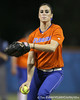 Florida freshman Ensley Gammel winds up during the Gators' 8-4 exhibition game win against the Santa Fe College Saints on Thursday, November 5, 2009 at Katie Seashole Pressly Softball Stadium in Gainesville, Fla. / Gator Country photo by Tim Casey