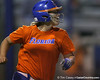 Florida junior catcher Tiffany DeFelice runs out a solo home run during the Gators' 8-4 exhibition game win against the Santa Fe College Saints on Thursday, November 5, 2009 at Katie Seashole Pressly Softball Stadium in Gainesville, Fla. / Gator Country photo by Tim Casey