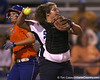 during the Gators' 8-4 exhibition game win against the Santa Fe College Saints on Thursday, November 5, 2009 at Katie Seashole Pressly Softball Stadium in Gainesville, Fla. / Gator Country photo by Tim Casey