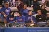Florida fans watch during the Gators' 8-4 exhibition game win against the Santa Fe College Saints on Thursday, November 5, 2009 at Katie Seashole Pressly Softball Stadium in Gainesville, Fla. / Gator Country photo by Tim Casey